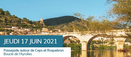 Passejade autour de Ceps et Roquebrun